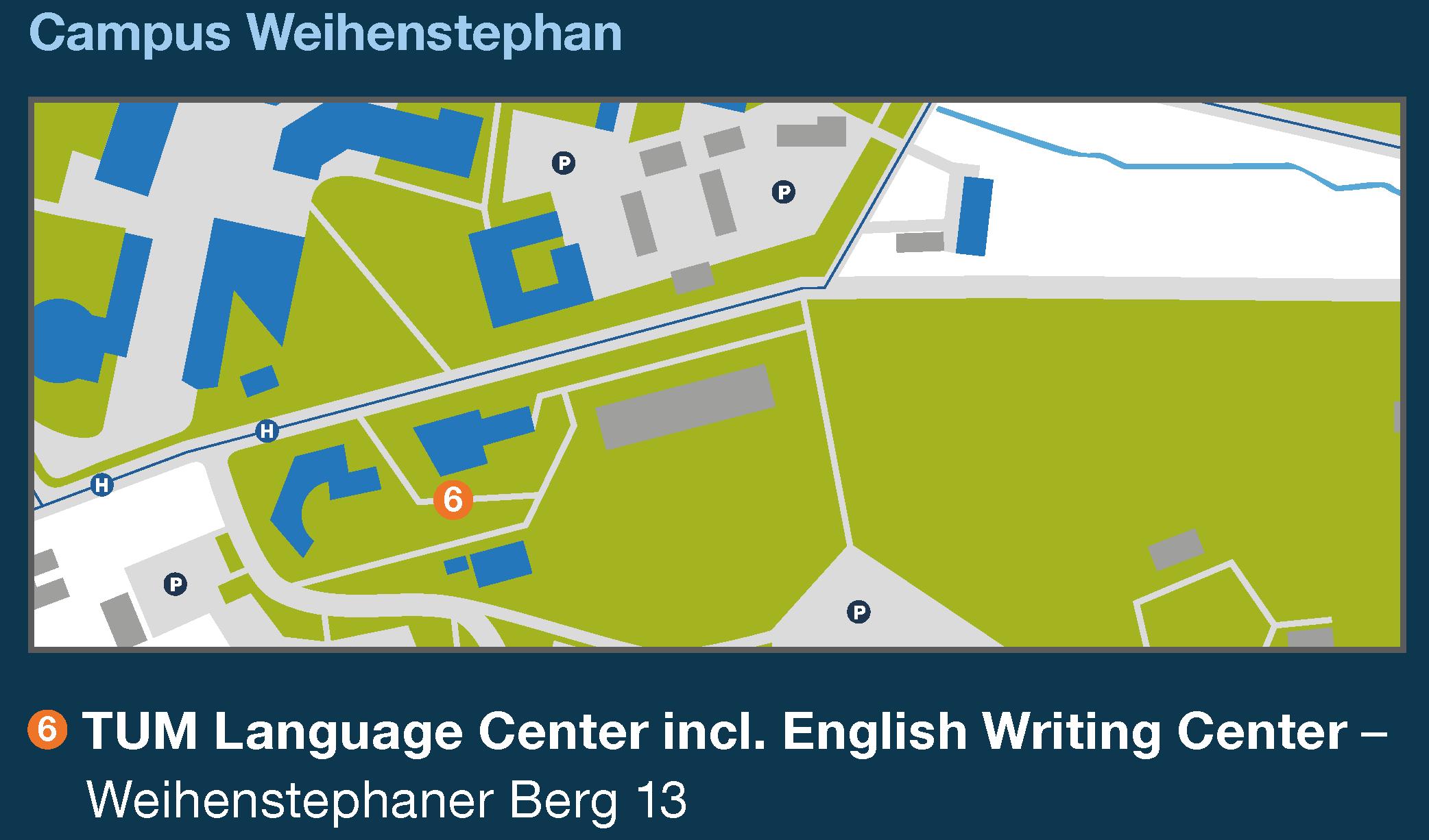 English Writing Center Sprachenzentrum